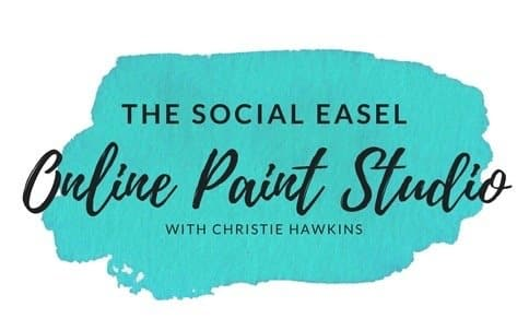 The Social Easel Online Paint Studio