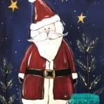 folk art santa (1)
