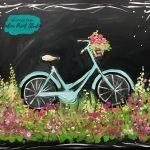 Spring Bicycle